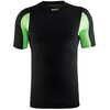 Craft Active Extreme 2.0 CN SS Men Black/Shout